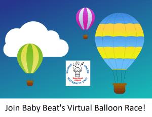 Baby Beat Balloon Race