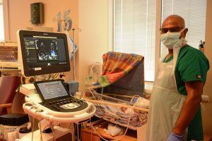 Neonatal Ultrasound Probe