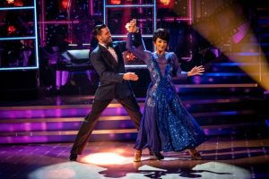 Ranvir Singh on Strictly Come Dancing