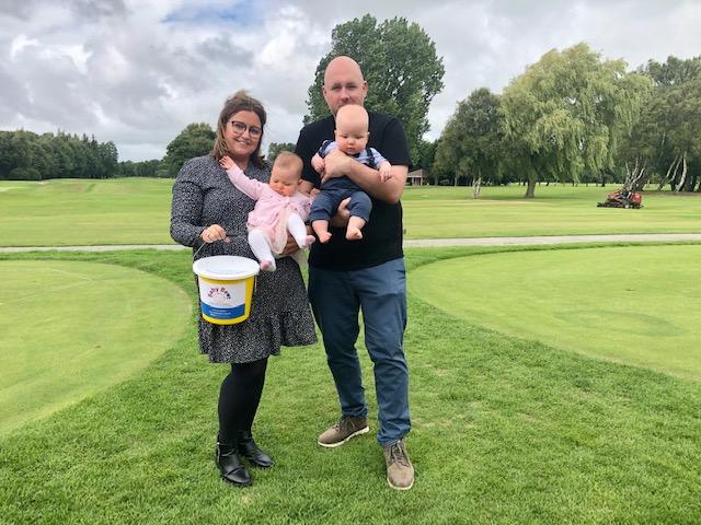 Fundraising Golf Day
